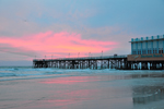 Free Photo of Daytona Beach Main Street Pier Sunrise
