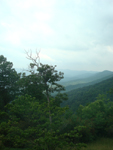 Free Photo of Blue Ridge Mountains Lodge View Top