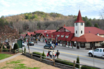 Free Photo of Main Street Alpine Helen GA