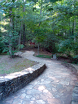 Free Photo of Stone Walkway East Ridge Trail Amicalola Falls