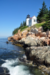 Photo of Bass Harbor Head Lighthouse Maine