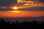 Free Photo of Cadillac Mountain Acadia National Park Sunset