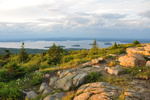 Photo of Cadillac Mountain Summit View Acadia National Park Maine