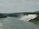 Free Photo of American Falls at Niagara Falls