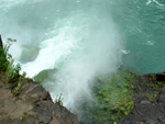 Free Photo of Goat Island Terrapin Point View of Niagara Falls