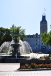 Free Photo of Fountain de Tourny Water Fountain Parliament Quebec City