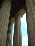 Free Photo of Parthenon Columns Nashville TN